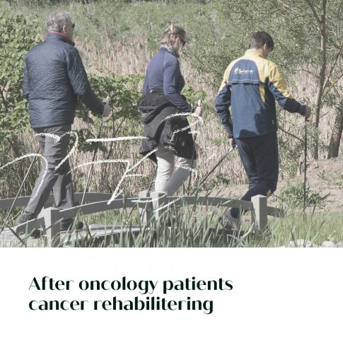 After oncology patients cancer rehabilitering